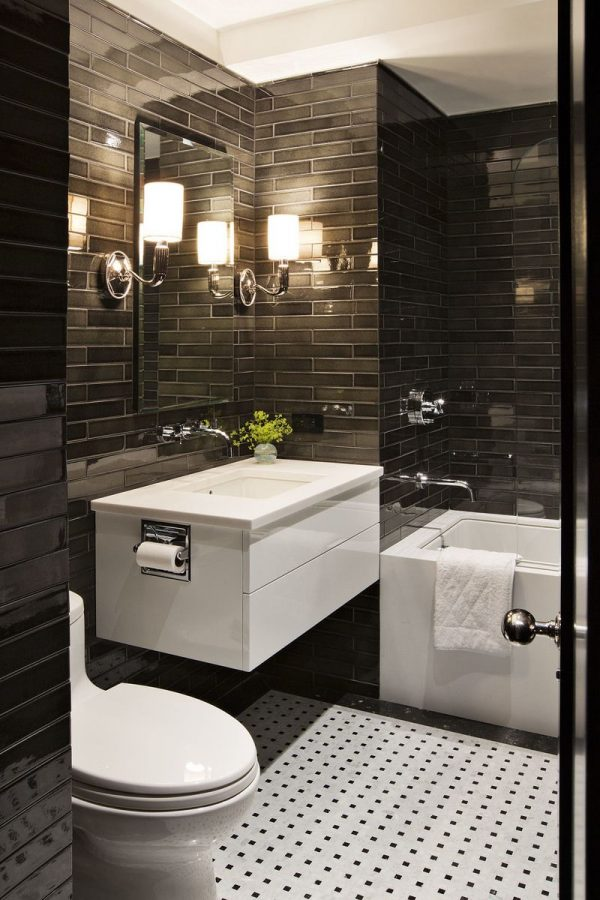 fetching contemporary bathroom design | √31+ Modern Bathroom Design Ideas For Your Family Heaven ...