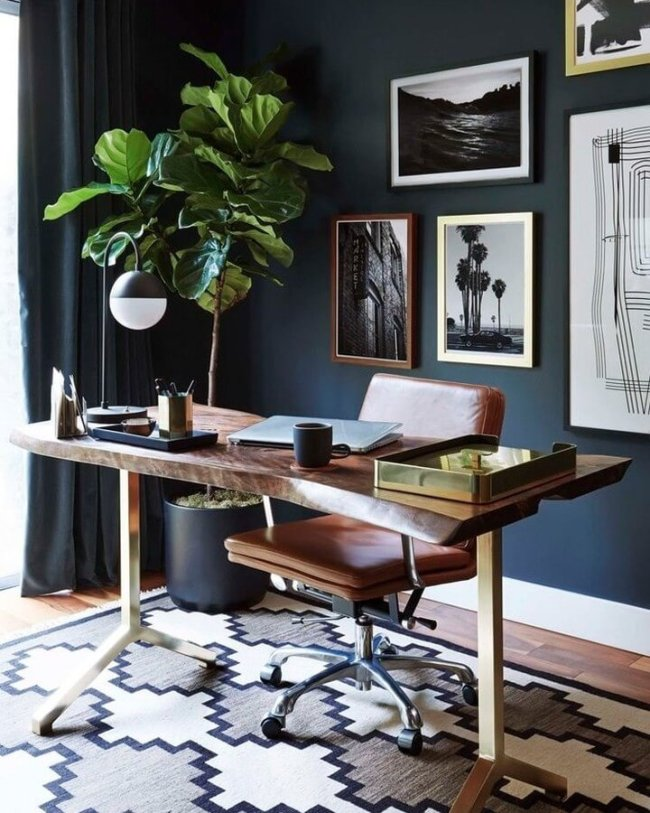 office space design ideas for home