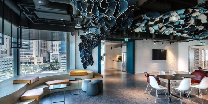new trends in office space planning