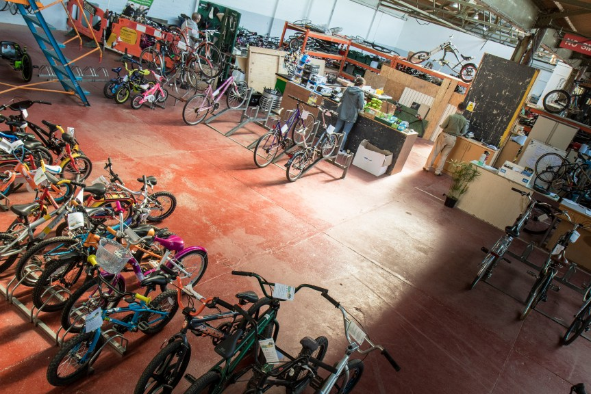 Recyke Y Bike A North East Charity Thats A Great Place To Buy A