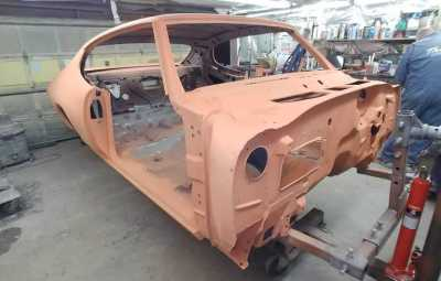 1969 GTO Judge In Primer