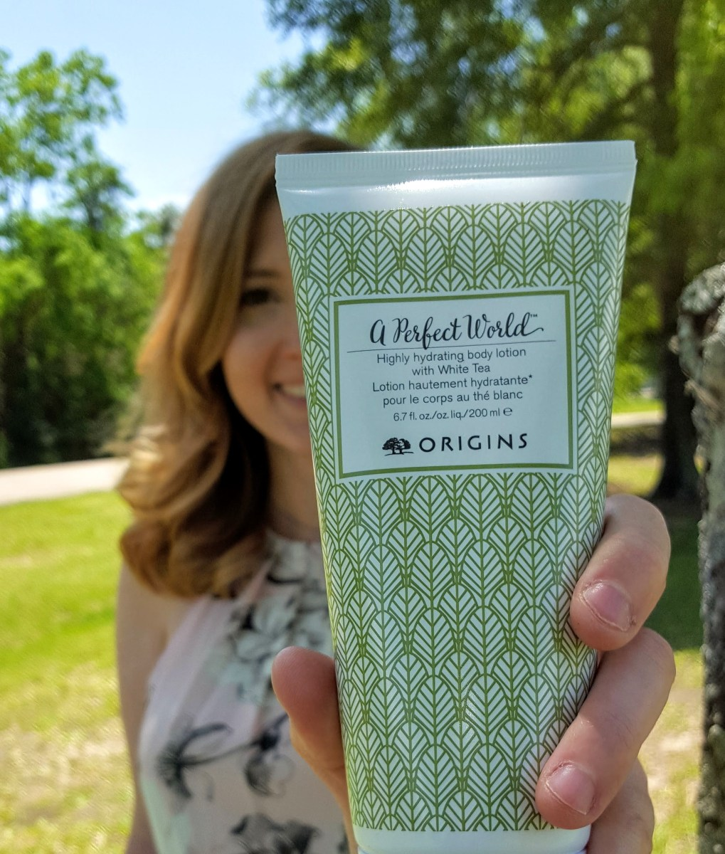 Origins A Perfect World Routine & Review