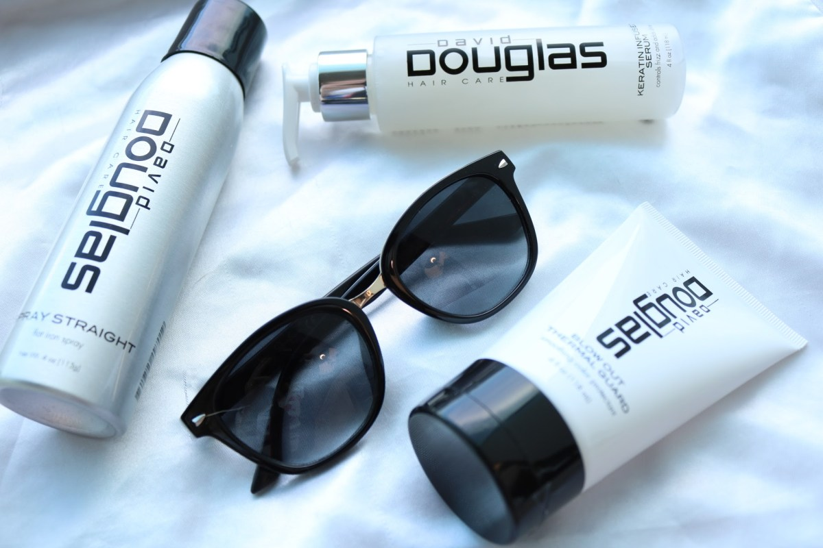 First Impressions: David Douglas Beauty