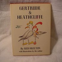 Gertrude and Heathcliff jokes