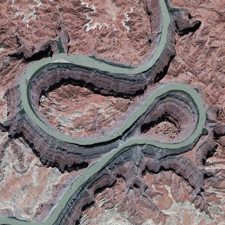 Foto: DigitalGlobe | Colorado River