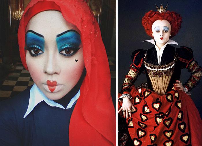 Disney Maquillaje Princesas (9)