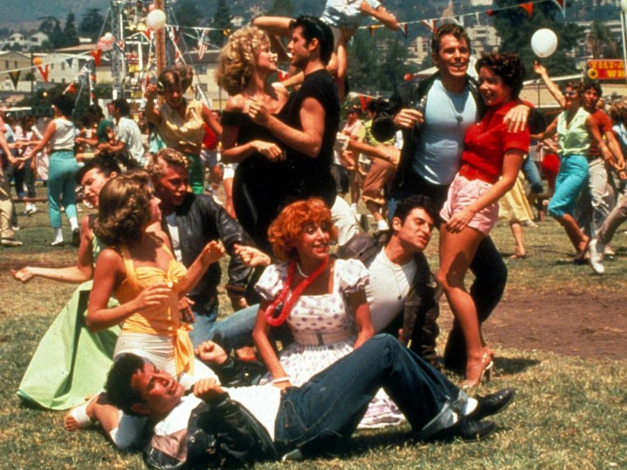 Grease_cast