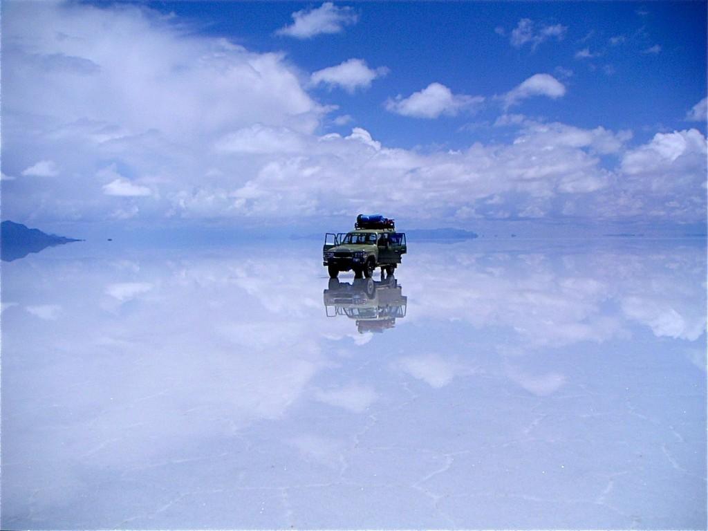 Foto: Patrick Nouhailler | Salar de Uyuni