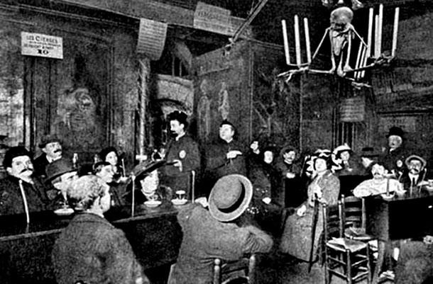 Los macabros night clubs del París de principios del siglo XX