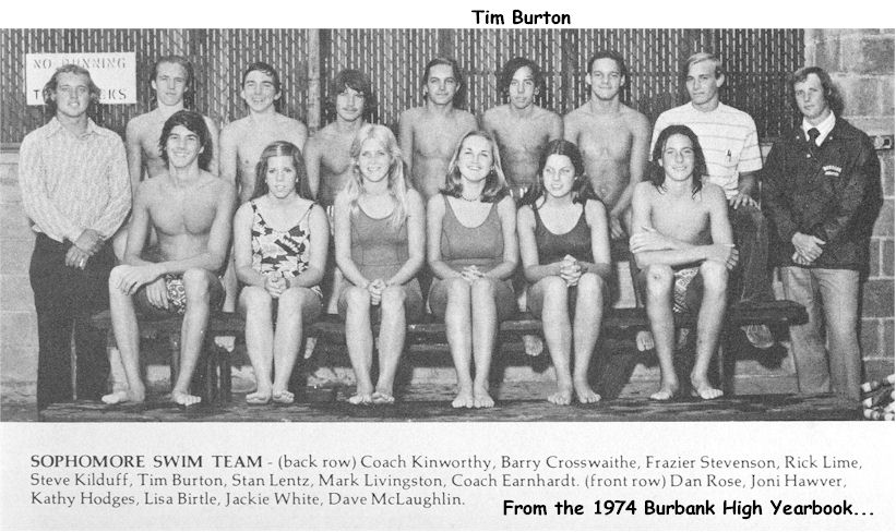 Foto: Burbank High School, Class of 1967