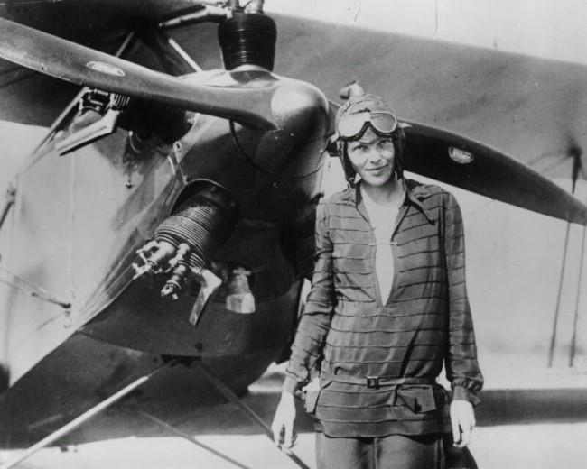 la primera mmujer piloto