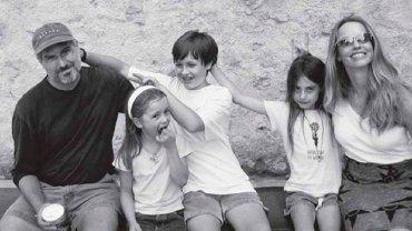 Steve Jobs Familia