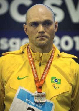 Carlos Farremberg no Jogos Paralímpicos