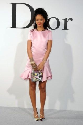 Rihanna nova face da Dior