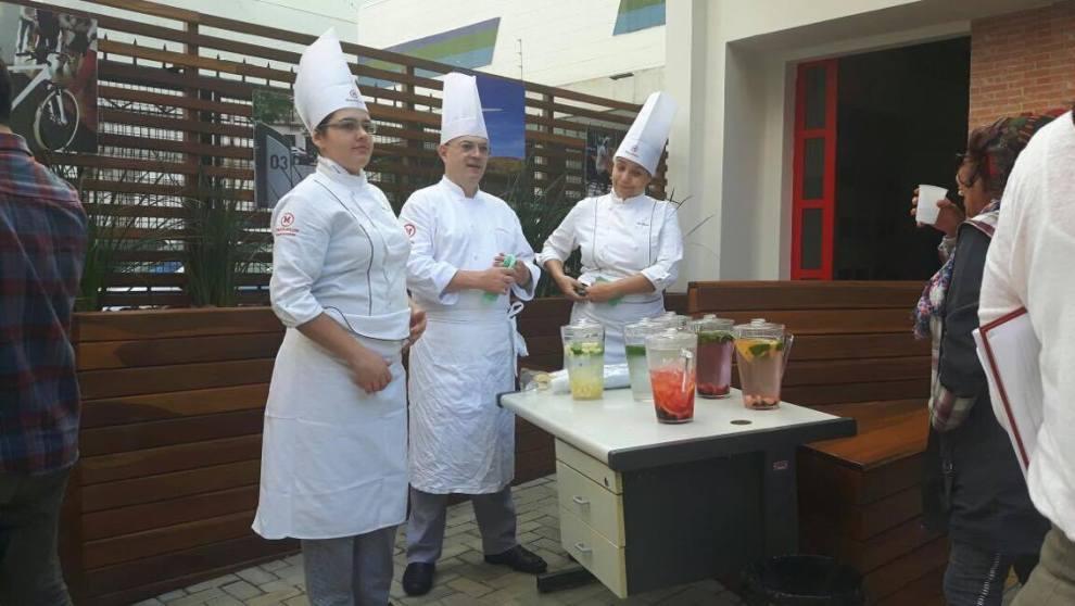 Equipe de Gastronomia