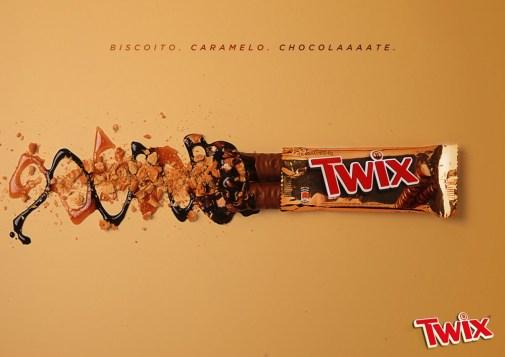 Campanha - Twix