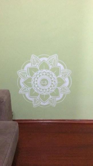 Arte na parede!