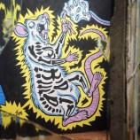 Grafitti feito por Thiago!