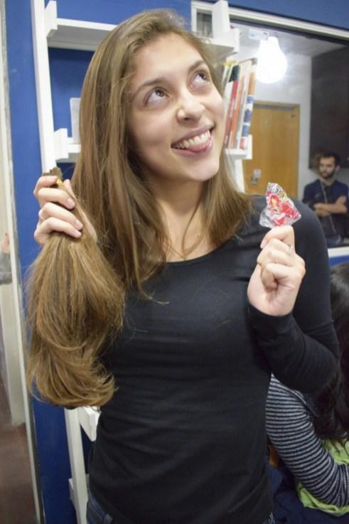 Jacqueline Dias Machado estudante nutrição do quarto semestre