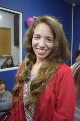 Bruna Barbosa estudante de direito do quinto semestre