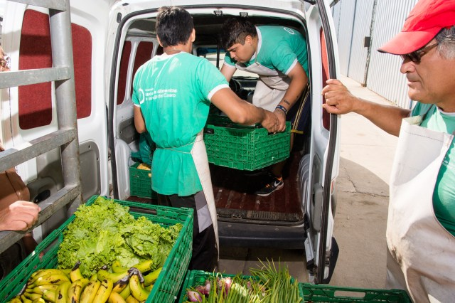 Los Bancos de Alimentos funcionan en nueve provincias argentinas.