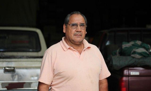 Alfredo Montenegro es uno de los siete productores cordobeses afectados. / Fotos: Javier Sinay