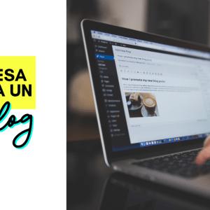 blog empresa por qué