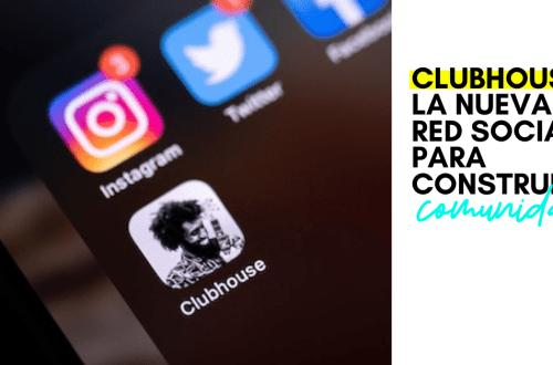 clubhouse la nueva red social