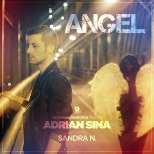New video|Adrian Sina - Angel feat. Sandra N.