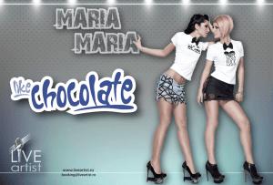 New Single|Like Chocolate - Maria Maria