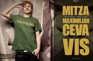 Mitza lanseaza o noua piesa cu MaxiMilian