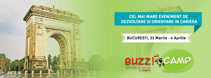 Buzz camp Bucuresti 2014