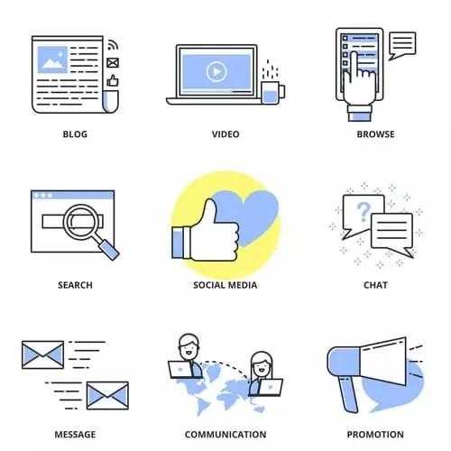 stratégie digitale Facebook