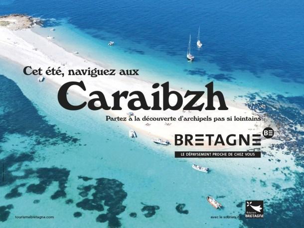 Campagne réseaux sociaux tourisme Bretagne