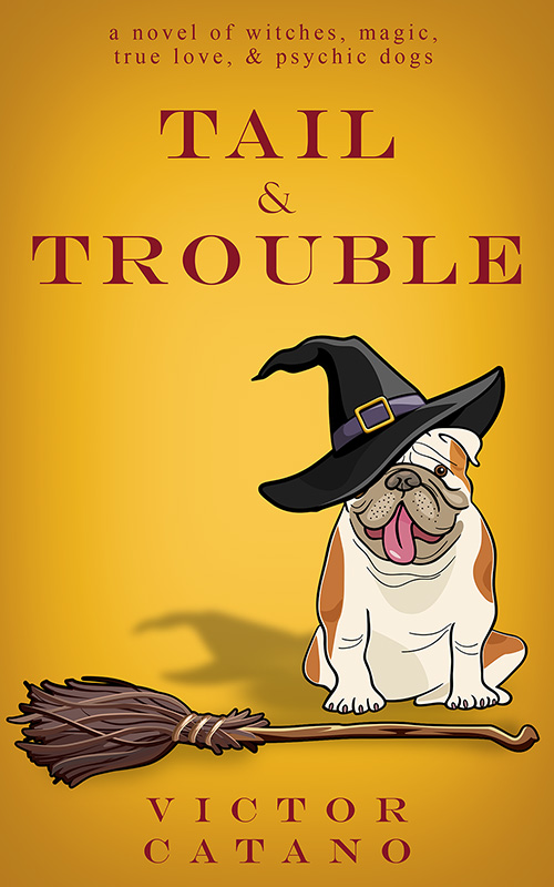 Tail & Trouble - Red Adept Publishing