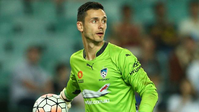 5 Reasons Janjetovic will be starting GK in the Derby