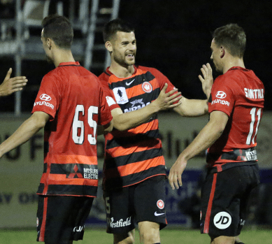 Wanderers ready for silverware after bumper off season