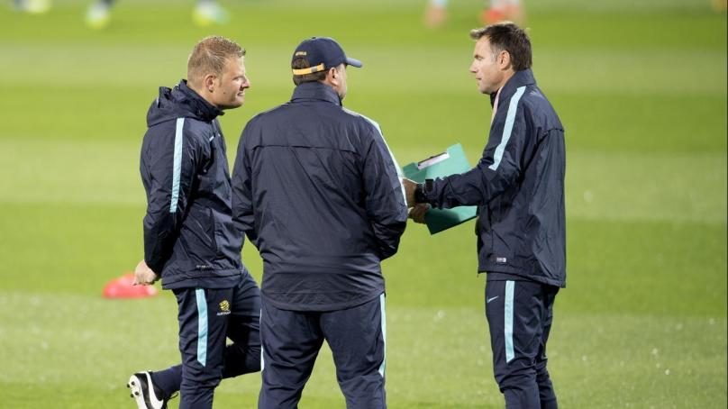Quick Poll! Wanderers manager: Ante, Ange, Hayden or Josep?