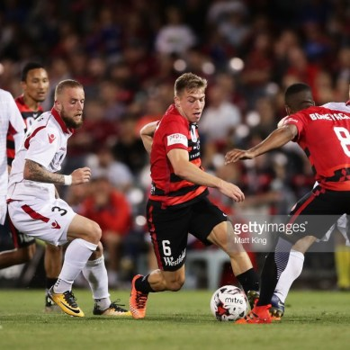 WANDERERS VS ADELAIDE PREVIEW- THE RED DERBY