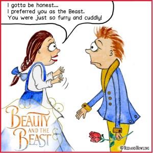 I Prefer the Beast