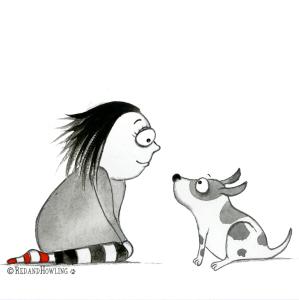 Hi! I Love You Bark! (video)