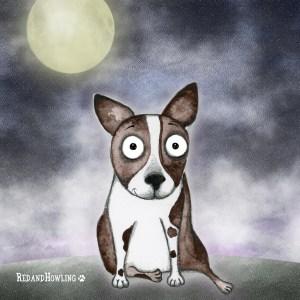 Full Moon Midnight Howl – Red & HOWLLowEEn (video)