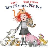 National Pet Day (I made a few edits)