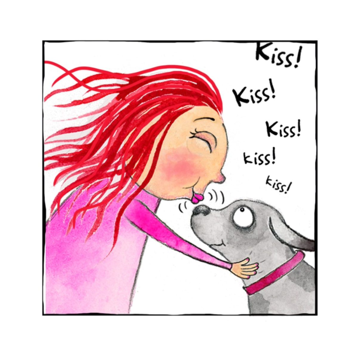 More Kisses