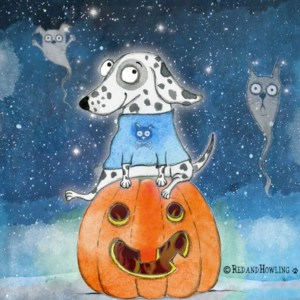 Haunted Pumpkin Patch – the GIF!