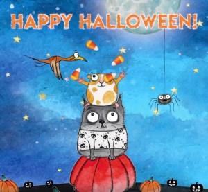 Happy Halloween! (video)