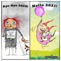 Bye-Bye 2020!