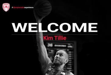 Ανακοίνωσε την απόκτηση του Kim Tillie