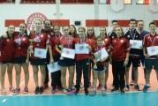 8 μετάλλια για το Θρύλο στο τουρνουά της Ακαδημίας Επιτραπέζιας Αντισφαίρισης
