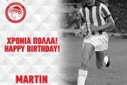 Χρόνια πολλά στον θρυλικό Μάρτιν Νοβοσέλατς